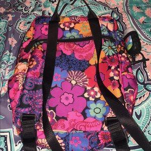 Mini Vera Bradley backpack (floral fiesta) 🌺